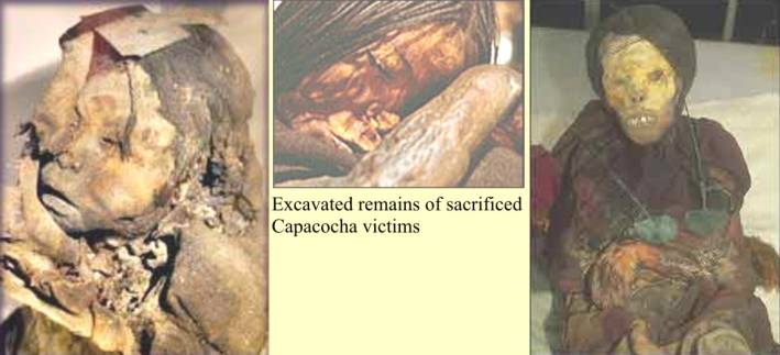 inca human sacrifice - photo #28