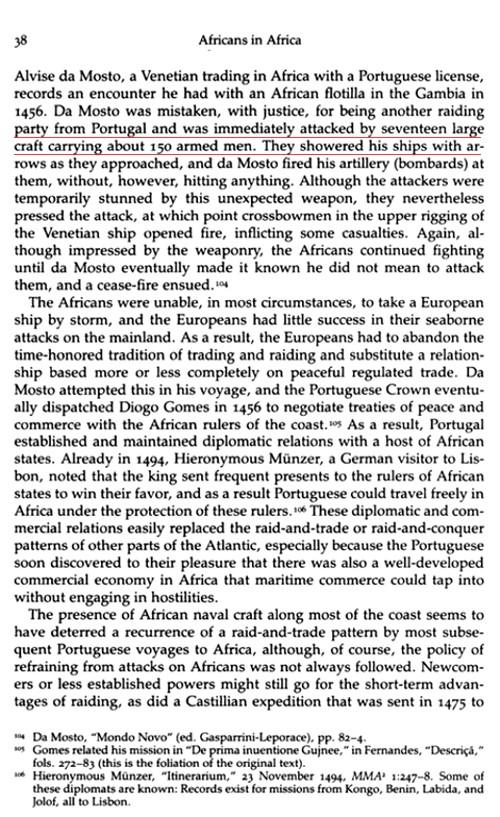 essay on the transatlantic slave trade
