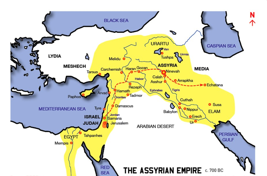 a brief history of the assyrian empire and assyrian civilization Assyrians, syrians and syriac, notes and historical facts or may be this paragraph from ancient civilizations, great empires at their heights by timothy r roberts how that name was established and a brief history about its original followers who were assyrians.