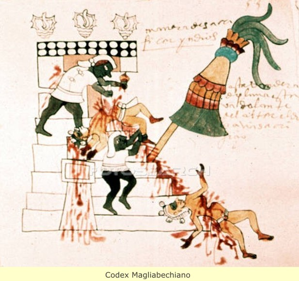 A history of the aztecs and the incas serving the spanish after being conquered