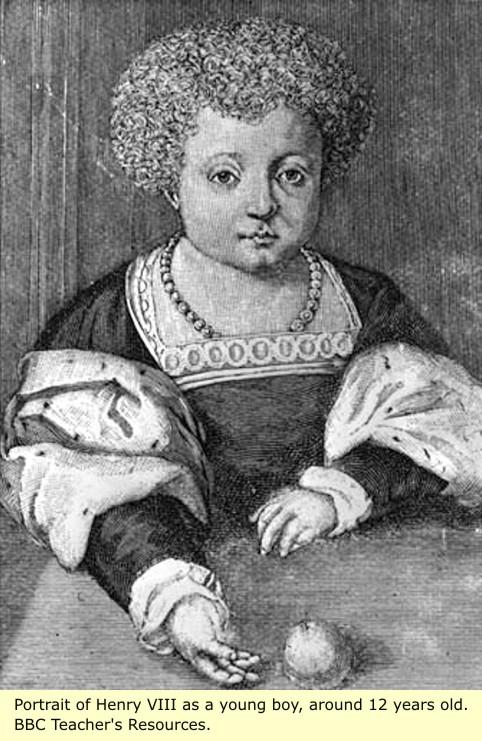 Henry VIII of England Black Britain