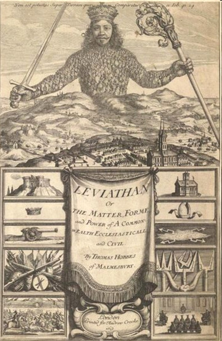 the classical dilemma of governance and the leviathan by thomas hobbes This is the most famous picture in the history of political philosophy, which is the title page for thomas hobbes' leviathan, or the matter, forme, and power of a commonwealth ecclesiasticall and civill (1651.